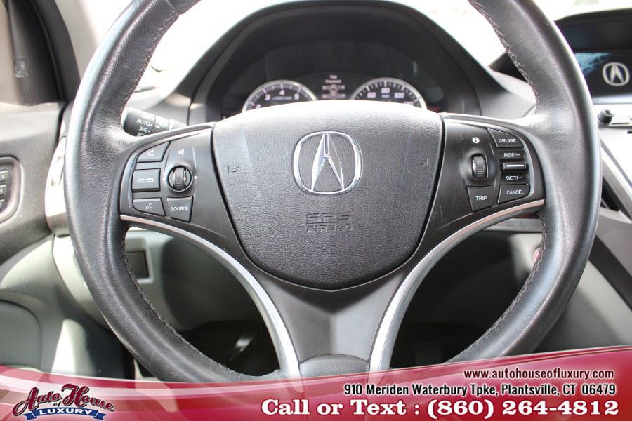 Used Acura MDX SH-AWD 4dr Tech Pkg 2014 | Auto House of Luxury. Plantsville, Connecticut