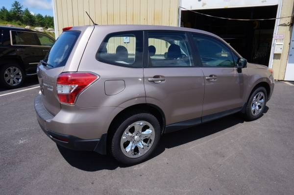Used Subaru Forester 4dr Auto 2.5i PZEV 2014 | Extreme Machines. Bow , New Hampshire