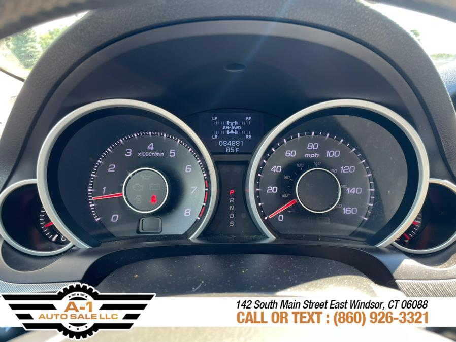 Used Acura TL 4dr Sdn Auto SH-AWD Tech 2012 | A1 Auto Sale LLC. East Windsor, Connecticut
