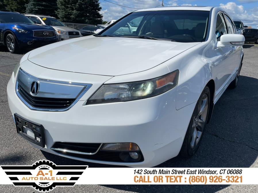 Used 2012 Acura TL in East Windsor, Connecticut | A1 Auto Sale LLC. East Windsor, Connecticut
