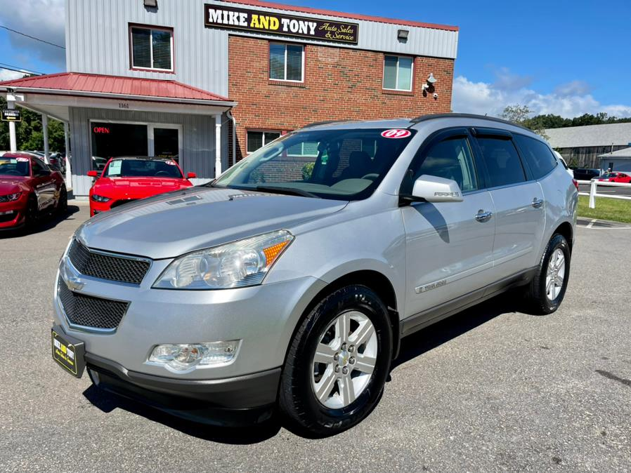 Used Chevrolet Traverse AWD 4dr LT w/1LT 2009   Mike And Tony Auto Sales, Inc. South Windsor, Connecticut