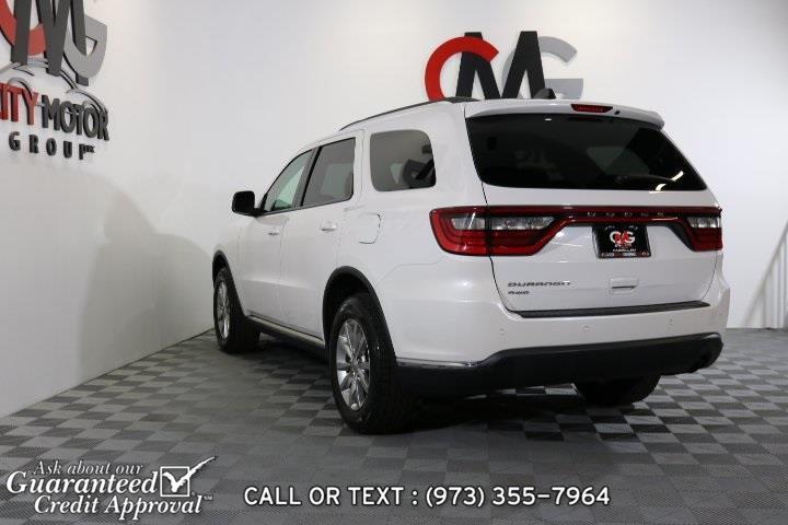Used Dodge Durango SXT 2017 | City Motor Group Inc.. Haskell, New Jersey