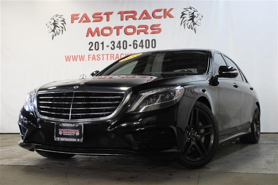 Used Mercedes-benz s 550 4MATIC P3 2015   Fast Track Motors. Paterson, New Jersey
