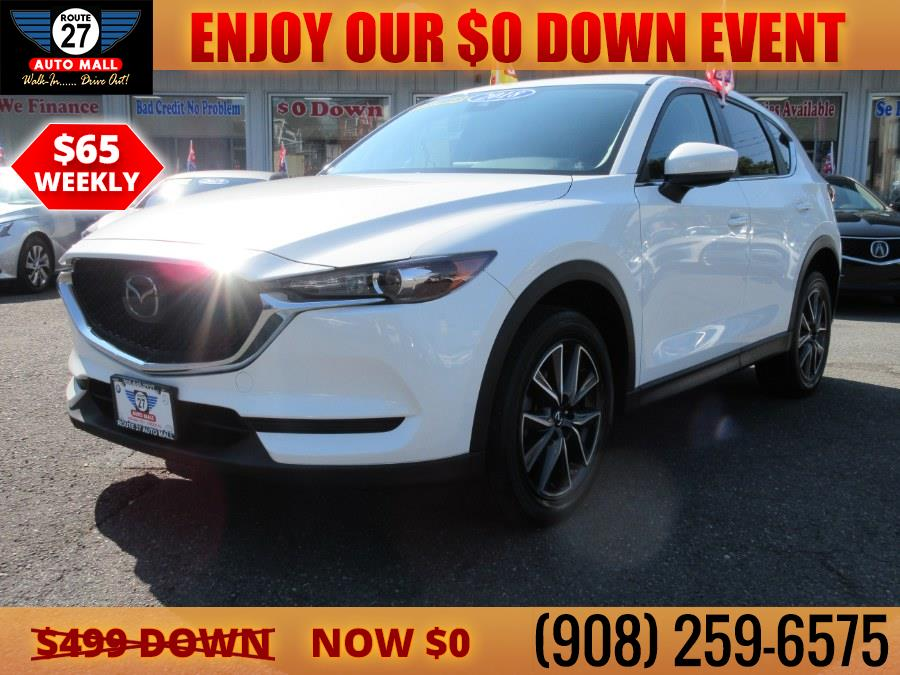 Used 2018 Mazda CX-5 in Linden, New Jersey   Route 27 Auto Mall. Linden, New Jersey