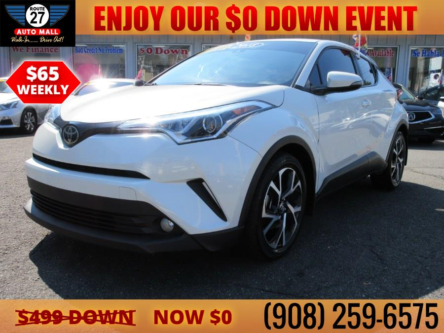Used 2018 Toyota C-HR in Linden, New Jersey   Route 27 Auto Mall. Linden, New Jersey
