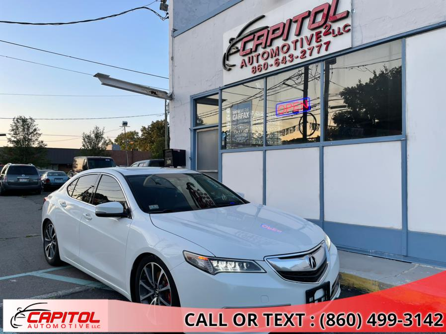 Used 2015 Acura TLX in Manchester, Connecticut | Capitol Automotive 2 LLC. Manchester, Connecticut