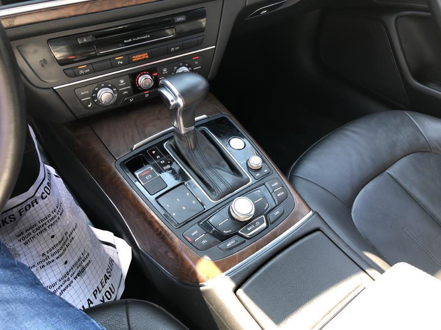 Used Audi A6 4dr Sdn quattro 3.0T Premium Plus 2013   Champion Auto Sales Of The Bronx. Bronx, New York