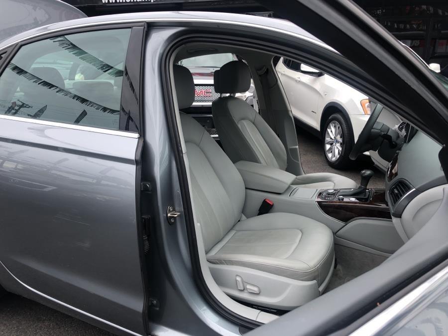 Used Audi A6 4dr Sdn quattro 3.0T Premium Plus 2014 | Champion Auto Sales Of The Bronx. Bronx, New York