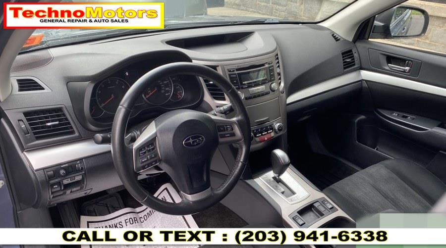 Used Subaru Outback 4dr Wgn H4 Auto 2.5i Premium 2013   Techno Motors . Danbury , Connecticut