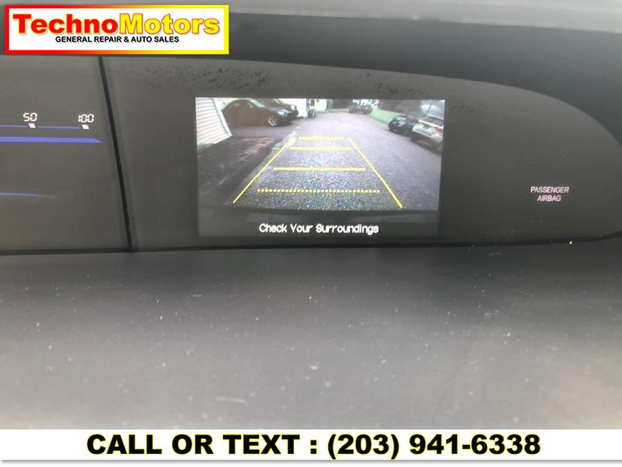Used Honda Civic Hybrid 4dr Sdn L4 CVT 2013   Techno Motors . Danbury , Connecticut