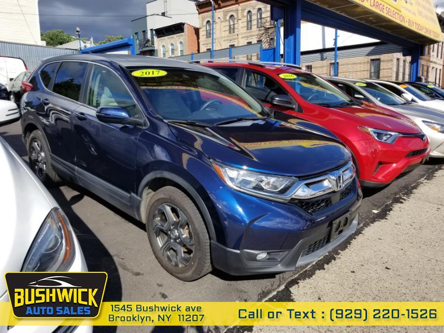 Used Honda CR-V EX AWD 2017   Bushwick Auto Sales LLC. Brooklyn, New York