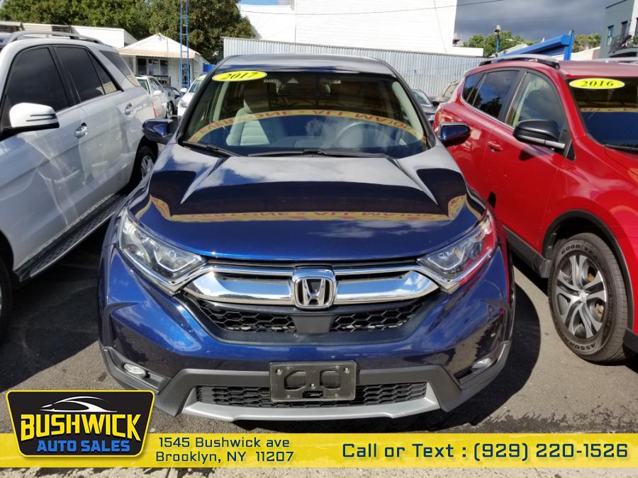 Used 2017 Honda CR-V in Brooklyn, New York | Bushwick Auto Sales LLC. Brooklyn, New York