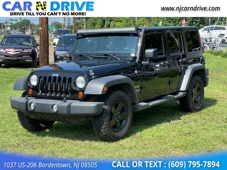 Used Jeep Wrangler Unlimited Sport 4WD 2012 | Car N Drive. Bordentown, New Jersey
