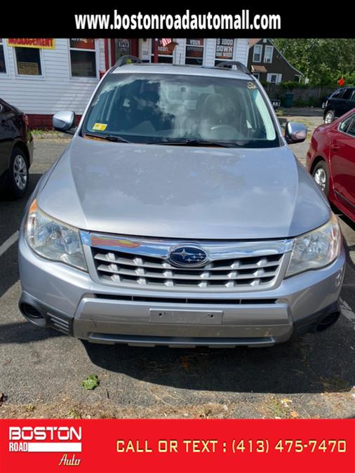 2013 Subaru Forester 2.5 X Premium, available for sale in Springfield, MA