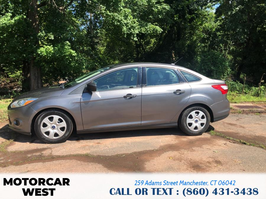 Used Ford Focus 4dr Sdn S 2014   Motorcar West. Manchester, Connecticut