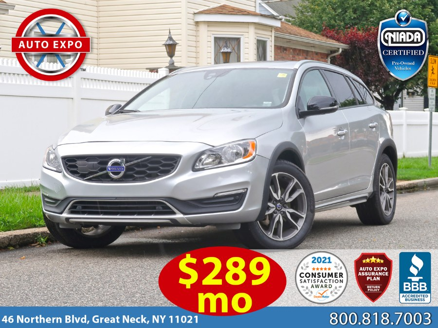 Used 2018 Volvo V60 Cross Country in Great Neck, New York | Auto Expo Ent Inc.. Great Neck, New York