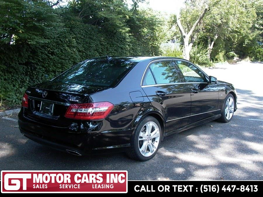 2012 Mercedes-Benz E-Class 4dr Sdn E350 Luxury 4MATIC, available for sale in Bellmore, NY