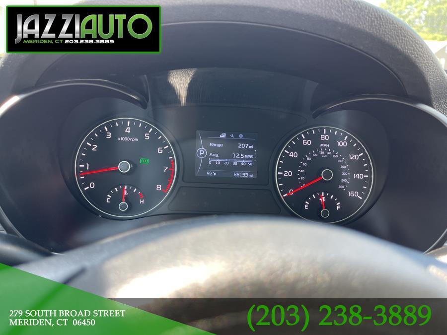 Used Kia Optima LX Auto 2017   Jazzi Auto Sales LLC. Meriden, Connecticut