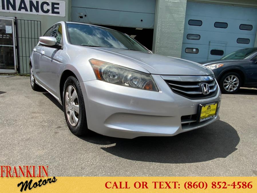 Used 2011 Honda Accord Sdn in Hartford, Connecticut | Franklin Motors Auto Sales LLC. Hartford, Connecticut