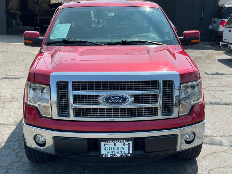 "Used Ford F-150 2WD SuperCrew 145"" XL 2012   Green Light Auto. Corona, California"