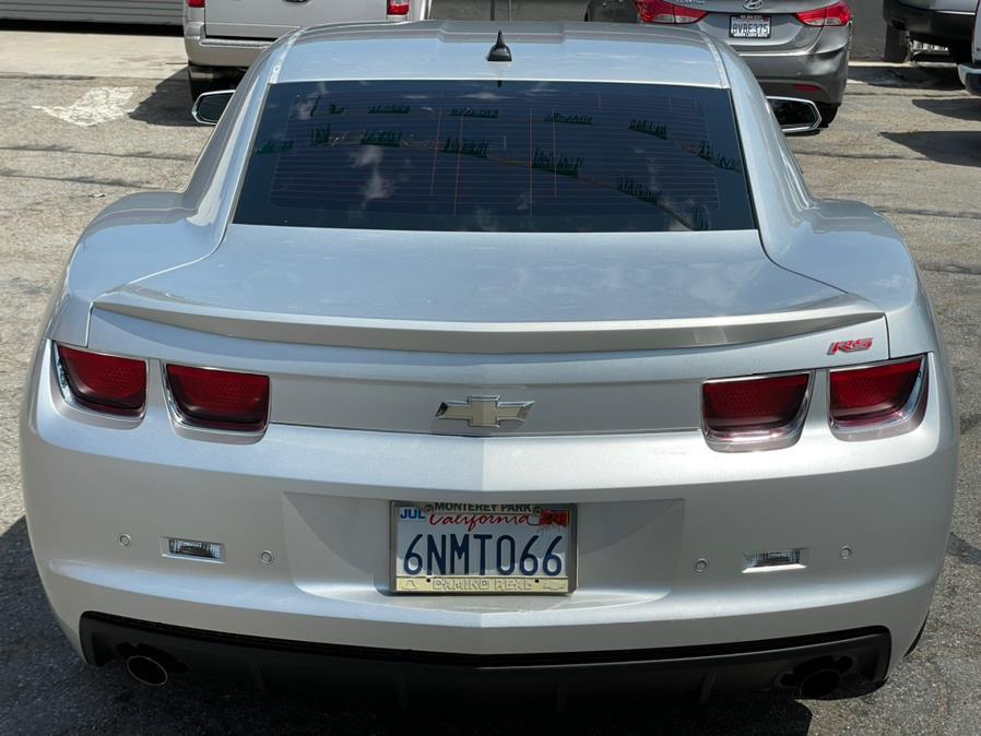 Used Chevrolet Camaro 2dr Cpe 2LT 2011   Green Light Auto. Corona, California