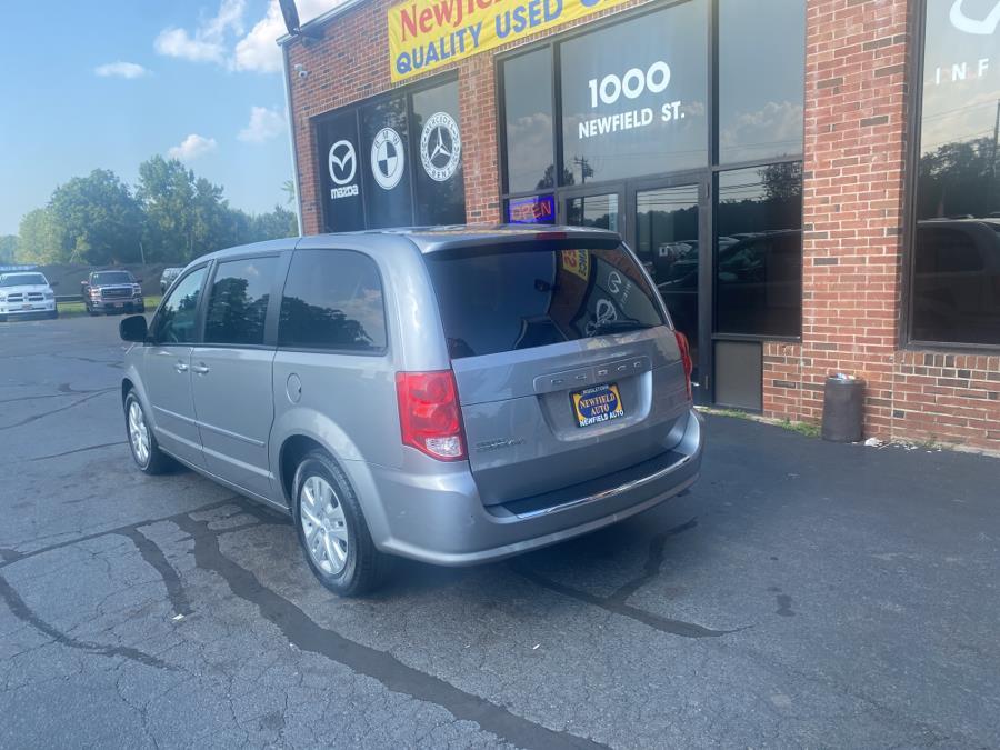 Used Dodge Grand Caravan 4dr Wgn SE Plus 2016   Newfield Auto Sales. Middletown, Connecticut