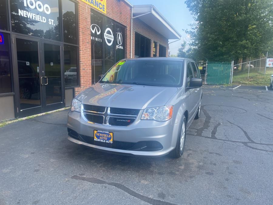 Used 2016 Dodge Grand Caravan in Middletown, Connecticut | Newfield Auto Sales. Middletown, Connecticut