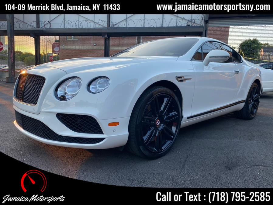 Used Bentley Continental GT 2dr Cpe V8 2016 | Jamaica Motor Sports . Jamaica, New York