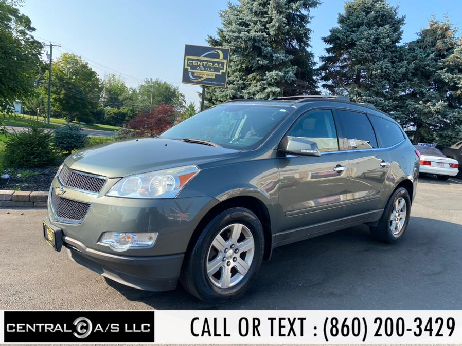 Used Chevrolet Traverse AWD 4dr LT w/1LT 2011 | Central A/S LLC. East Windsor, Connecticut