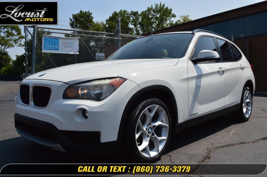 Used 2014 BMW X1 in Hartford, Connecticut | Locust Motors LLC. Hartford, Connecticut