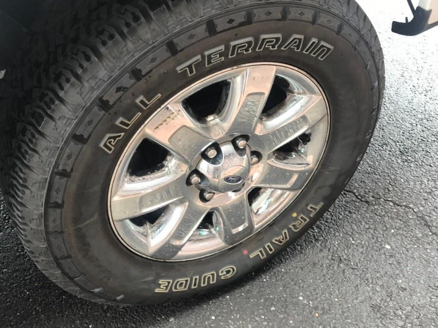 "Used Ford F-150 4WD SuperCrew 145"" XLT 2013 | Airway Motors. Bridgeport, Connecticut"