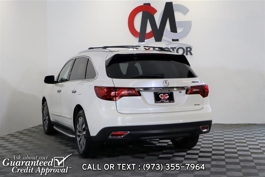 Used Acura Mdx 3.5L Technology Package 2014 | City Motor Group Inc.. Haskell, New Jersey