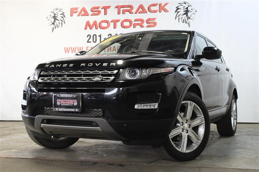 Used Land Rover Range Rover Evoque PURE PREMIUM 2015 | Fast Track Motors. Paterson, New Jersey