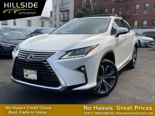 Used Lexus Rx 350 F Sport 2017   Hillside Auto Outlet. Jamaica, New York