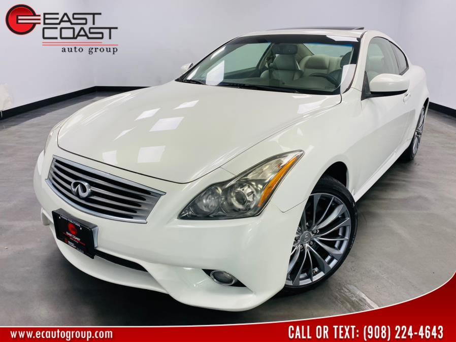 Used Infiniti G37 Coupe 2dr x AWD 2011   East Coast Auto Group. Linden, New Jersey