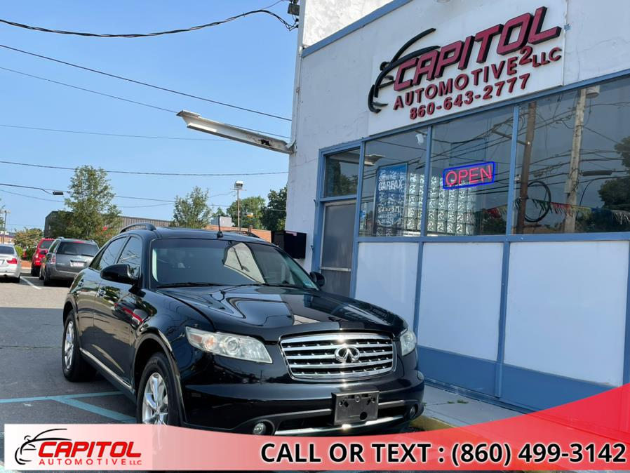 Used 2008 Infiniti FX35 in Manchester, Connecticut | Capitol Automotive 2 LLC. Manchester, Connecticut