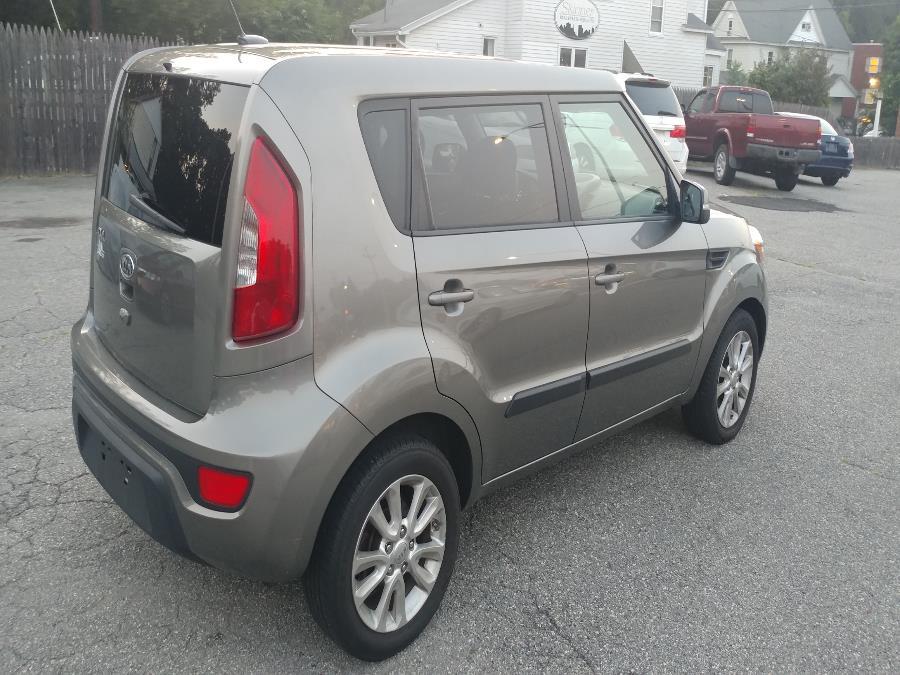 Used Kia Soul 5dr Wgn Auto + 2012   Matts Auto Mall LLC. Chicopee, Massachusetts