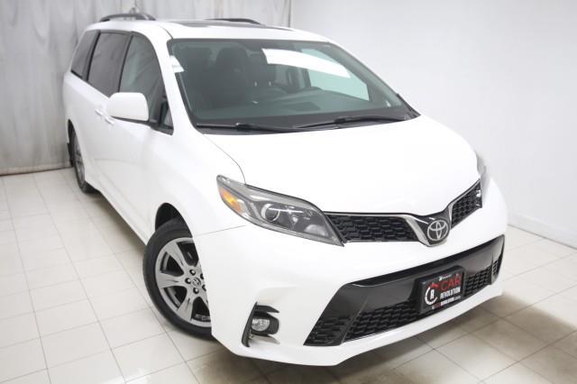 Used Toyota Sienna SE w/ Navi & rearCam 2018 | Car Revolution. Maple Shade, New Jersey