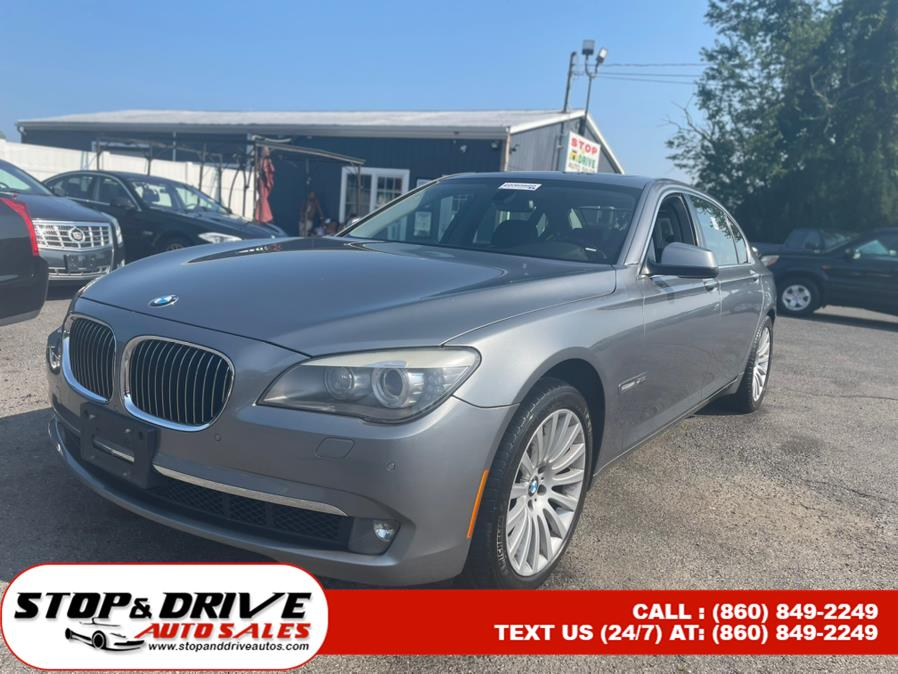 Used 2011 BMW 7 Series in East Windsor, Connecticut | Stop & Drive Auto Sales. East Windsor, Connecticut