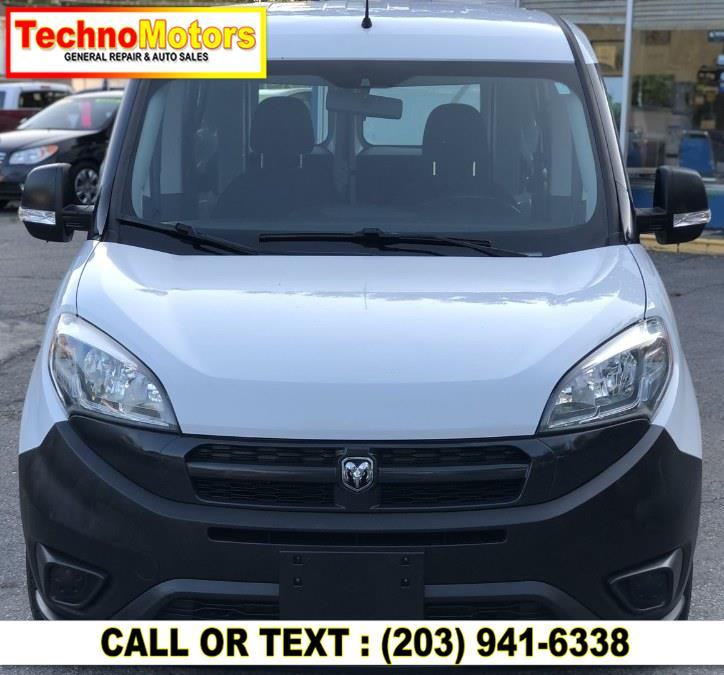 "Used Ram ProMaster City Cargo Van 122"" WB Tradesman 2015   Techno Motors . Danbury , Connecticut"