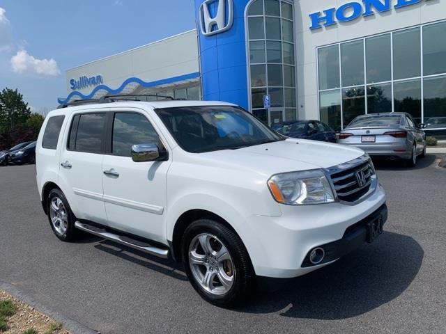 Used Honda Pilot EX-L 2012 | Sullivan Automotive Group. Avon, Connecticut