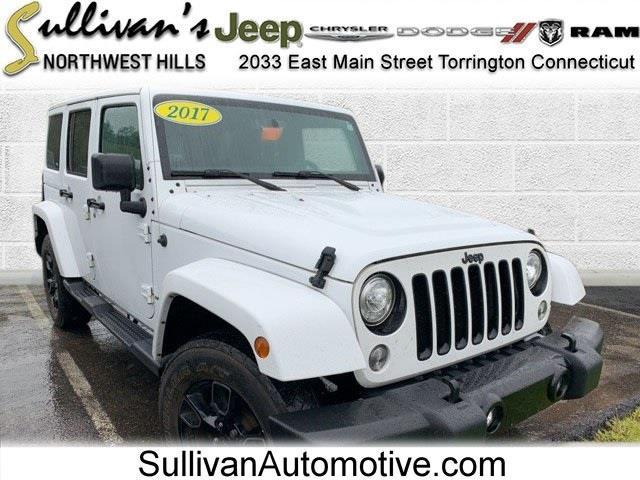 Used 2017 Jeep Wrangler in Avon, Connecticut | Sullivan Automotive Group. Avon, Connecticut