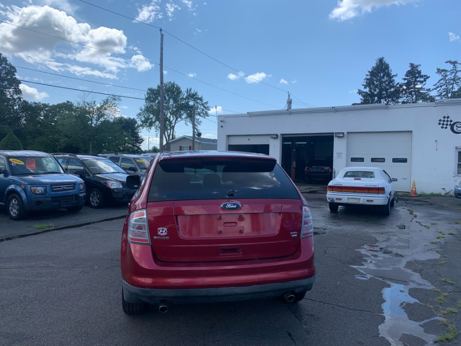 Used Ford Edge 4dr SEL AWD 2008 | CT Car Co LLC. East Windsor, Connecticut