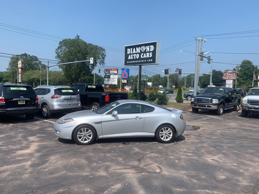Used 2008 Hyundai Tiburon in Vernon, Connecticut | Diamond Auto Cars LLC. Vernon, Connecticut