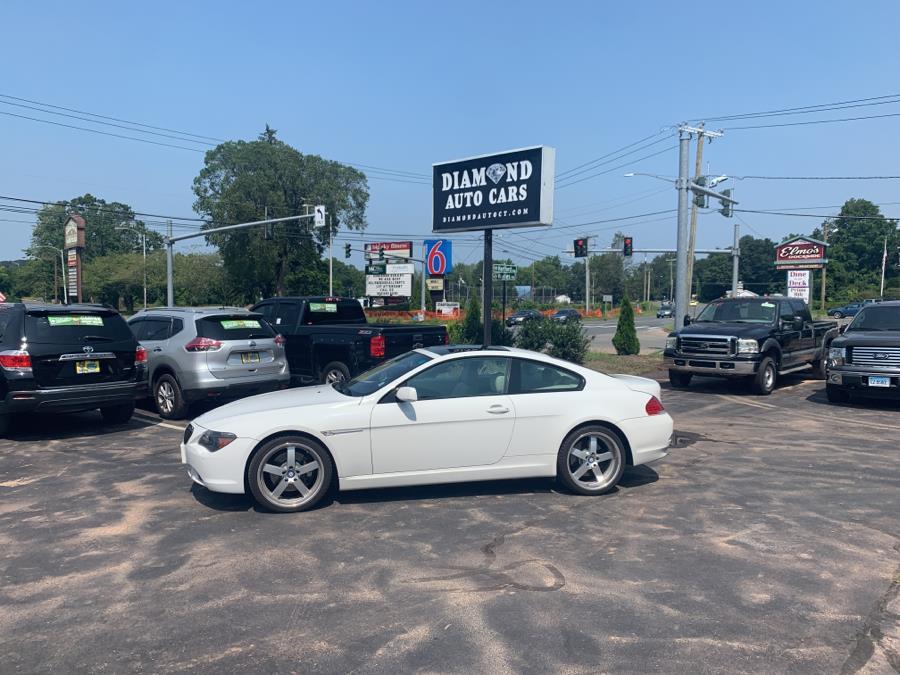 Used 2007 BMW 6 Series in Vernon, Connecticut | Diamond Auto Cars LLC. Vernon, Connecticut