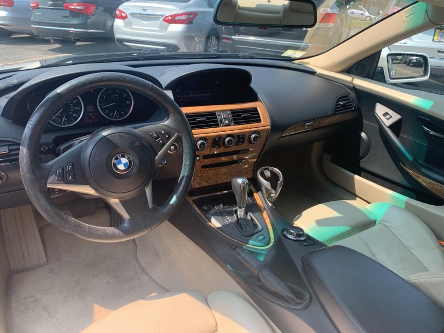 Used BMW 6 Series 2dr Cpe 650i 2007 | Diamond Auto Cars LLC. Vernon, Connecticut
