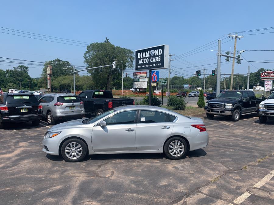 Used 2017 Nissan Altima in Vernon, Connecticut | Diamond Auto Cars LLC. Vernon, Connecticut