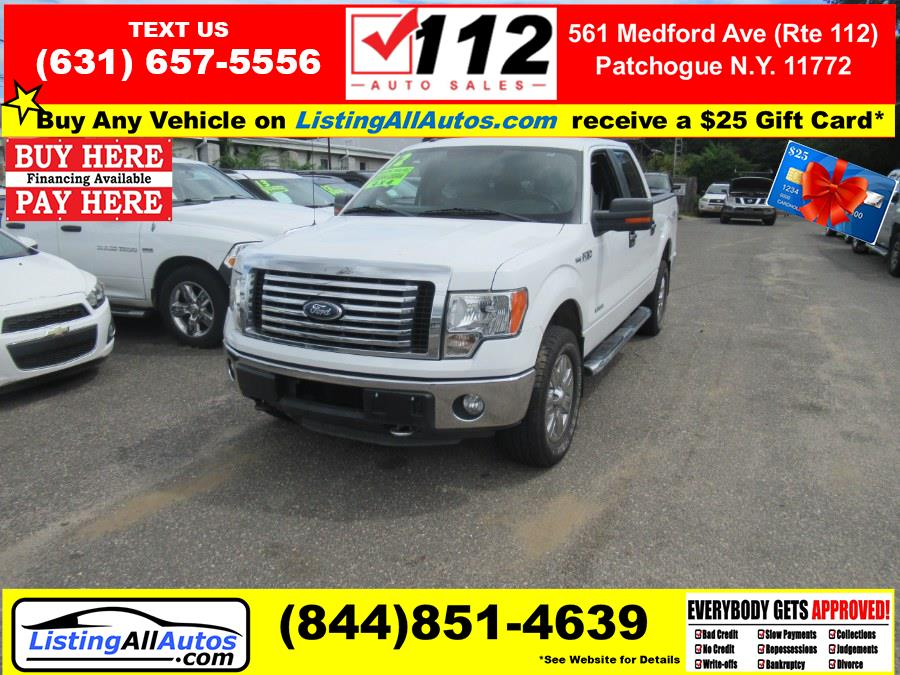 Used 2012 Ford F-150 in Patchogue, New York | www.ListingAllAutos.com. Patchogue, New York