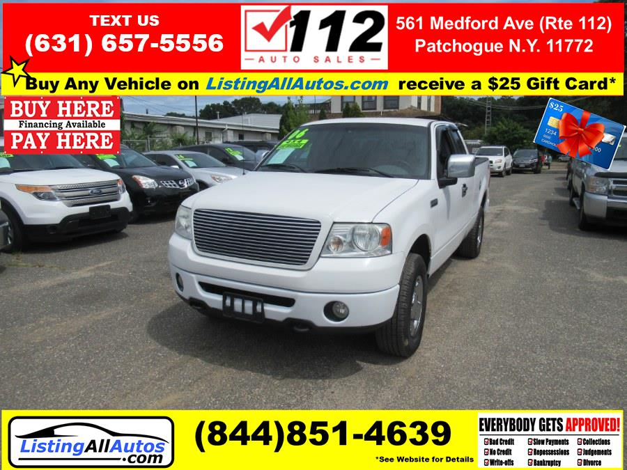 Used 2006 Ford F-150 in Patchogue, New York | www.ListingAllAutos.com. Patchogue, New York