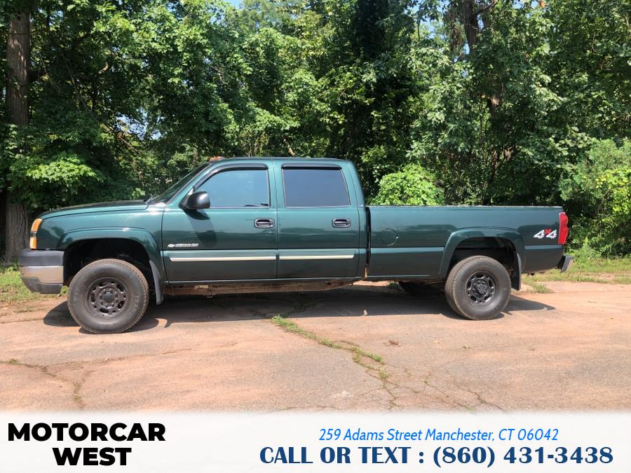 """2003 Chevrolet Silverado 2500HD Crew Cab 167"""" WB 4WD LS, available for sale in Manchester, CT"""